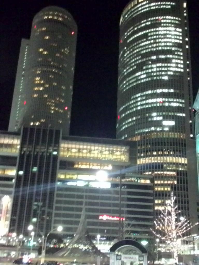 名古屋駅ツインタワー